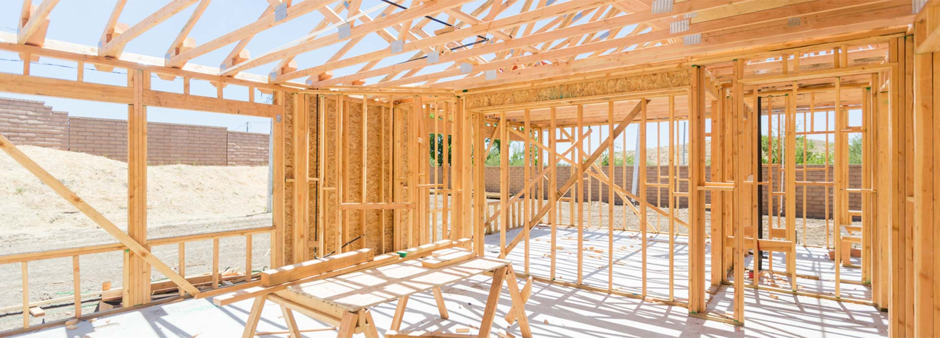 Commercial Wood And Metal Framing